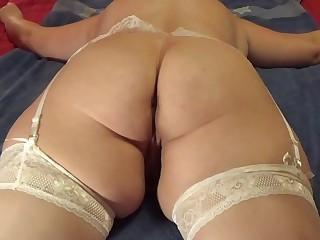 Rub-down ass