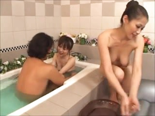Japanese Mom & not her lady Look to Services (part 1)