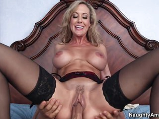 Brandi Exalt & Giovanni Francesco in My Suite Hot Mammy