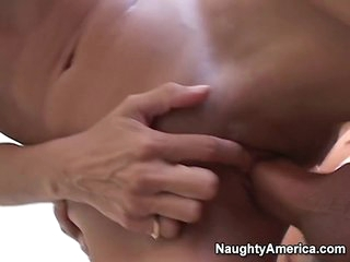 Cori Gates & Kyle Moore in My South African private limited company Hot Mammy