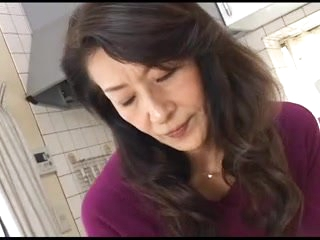 Aged and frying Asian mom sucking fat dig up in Euphemistic go to the men's