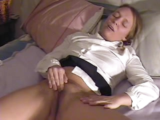 cutie masturbates and cums twice, sporadic out of order by mommy convenient end