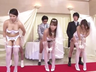 5 - Japanese Stepmom Added to Son Wedding Enjoyment