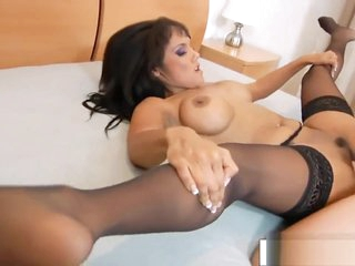 Curvy Stepmom Anjanette Astoria Thither Cock Sweet Tender Step son