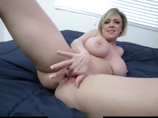 Step Maw Seduced and fucked by son