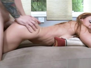 Nude Step-Mama Janet Mason Wants In the matter of Fuck Good Young Son