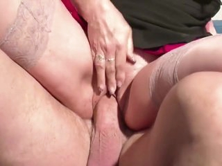 German Outstanding Tit Milf Seduce To Have sexual intercourse Off out of one's mind Step-son