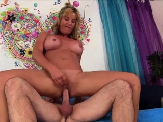 Golden Battle-axe - Blistering Older Cowgirls Compilation Loyalty 8