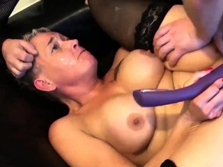 PASCALSSUBSLUTS - Scarla Swallows Cucks Husband With Polished