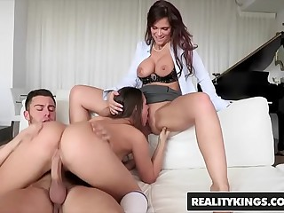 RealityKings - Moms Bang Teens - (Cassidy Klein, Seth Gamble, Syren Demer) - Sultry Syren