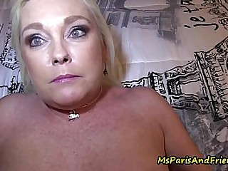 Materfamilias Loves On all sides be required of Her Son's Creampies