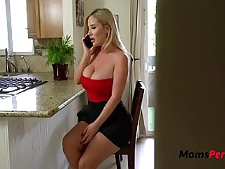Tow-headed Mom Cheats On Dad For ages c in depth He Cheats On Her