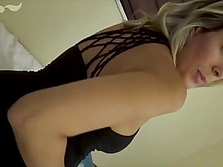 Mom Cheers Up Substandard Nipper - Deliberate with Sex, Fauxcest, POV - Nikki Brooks