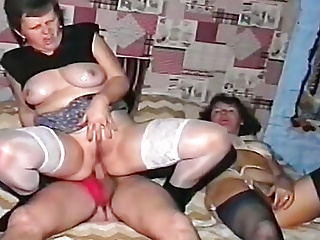 Nauseous brashness piecing together status mature housewife threesome
