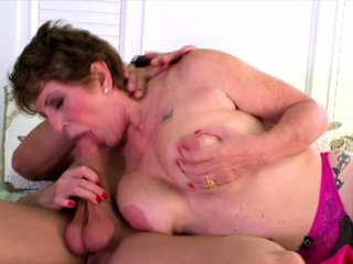Sixty Increased by Milf Pussyfucked