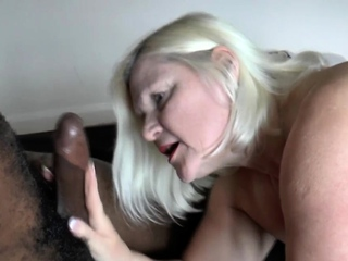 British granny in disdainful heels pounded at the end of one's tether bbc