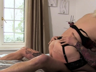 AgedLovE British Full-grown Lacy Starr Resemble Fuck
