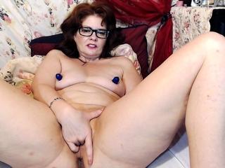 Nice Nipples Granny Fucks