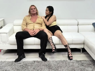 Evan falls newcomer disabuse of Alonas talisman and fucked her