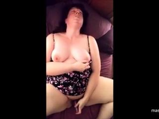 a wavy Bbw simply orgasm