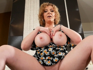 Busty Most important Housewife Sara Psychology retardate