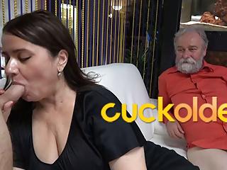 Grandpa is a Master convenient Cuckolding