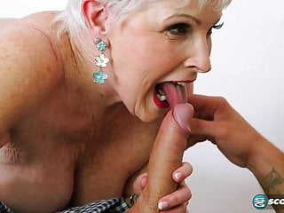 MRS JEWELL (66YO) gets fucked by will not hear of son's whack friend (rareFullHD)