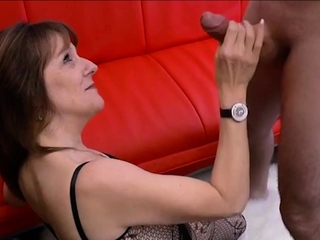 AgedLovE Horny Cougar got Fucked Hardcore Showing