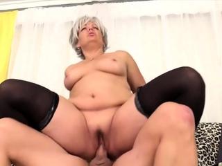 Golden Slut - Railing Older Babes Comp