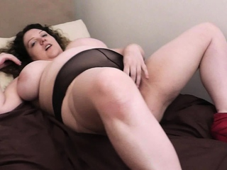 Crunchy bbw seduced with the addition of fucked by stranger