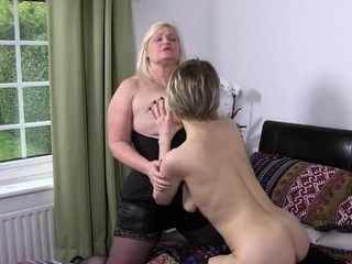 LACEYSTARR - Lacey together with Masha  waste each others twats