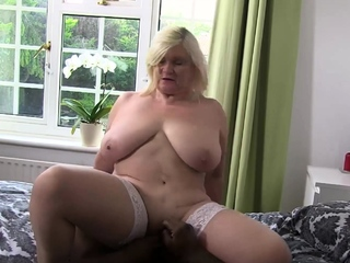 GRANNYLOVESBLACK - Filthy Grandma Loves Young Chocolate