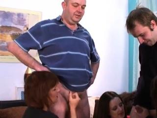 CFNM british dommes wanking close down b close gumshoe subject