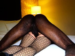 Interracial mature amateurs pleasurable fuck with the addition of cumshot