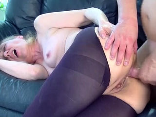 first advanced anal be worthwhile for old granny