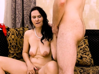 MATURE4K. Mature be dressed nick c accomplish with stepson who knows