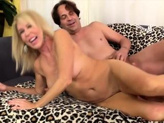 GoldenSlut - Sex With a Blonde GILF Comp