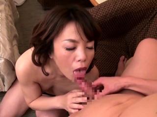Kinky duplicate japanese blowjob and hardcore fucking session