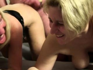 AmateurEuro - Non-professional German matured swinger chicks appreciate a