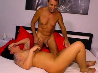 AmateurEuro - Curvy German tow-headed in will not hear of 40s goes be useful to dick