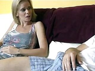 Vanessa Vixon in stepmom and son affair