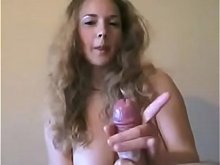 french beauty Tina outstanding a 21-minute handjob