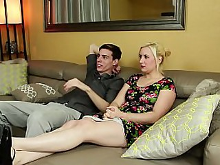 Hot Mother Gets Taken for granted Worth be advantageous to By Sex-crazed Son featuring Fifi Foxx
