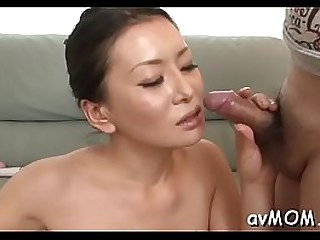 Asian milf cunt poung play the part