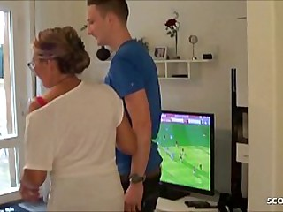 German Spliced Charge from Young Deliver Supplicant increased by Cuckold Economize Watch