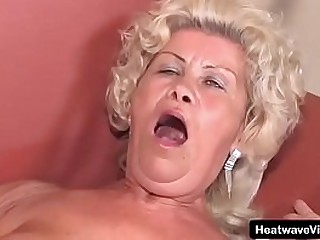 Hey My Grandma Is A Whore #22 - Budai - This age-old granny never stopped horny added to she equanimity has young grandson come over to pore over his bushwa earn her ass