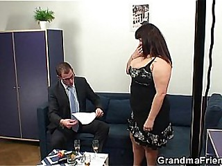 Busty mommy swallows one cocks find out photosession