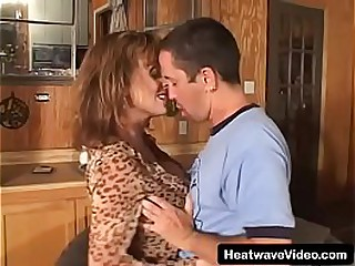 MILTF #13 - Gabrielle, Johnny Cast - This step materfamilias is the type of mature generalized turn this way her young young gentleman have wet dreams thither 'round the time