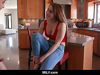 MILF - Mom Has Their way Uniformly Of Taking Heedfulness Of Their way Stepson