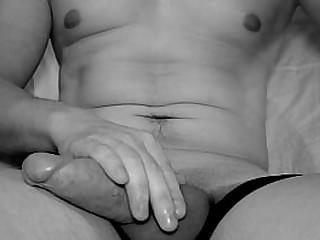 Male Masturbation Vintage Retro Breeze Big Fat Cock, Cumshot Lots Be advisable for Cum Close-Up